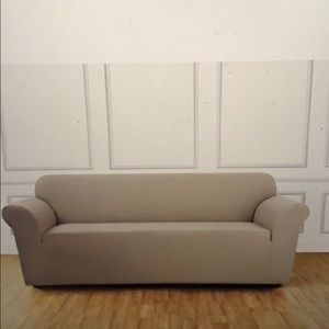 SURE FIT SOFA STRETCH SLIPCOVER